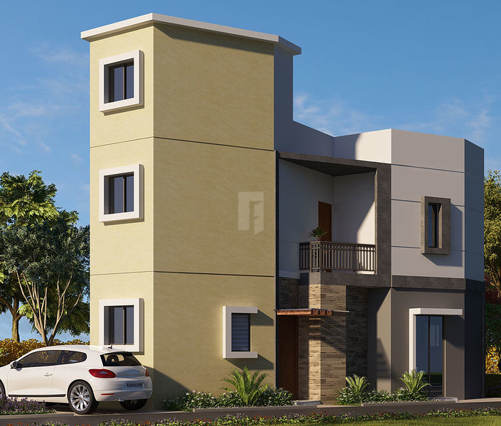 Pride Vatika Villas - Elevation Photo