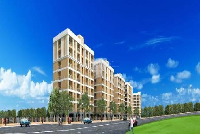 Lodha Codename Magnifique - Elevation Photo