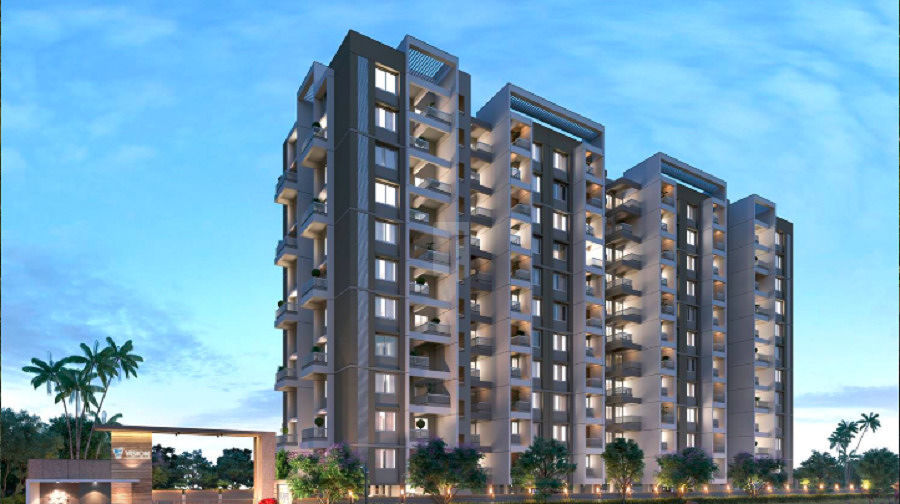 Vision Indrabhumi - Elevation Photo