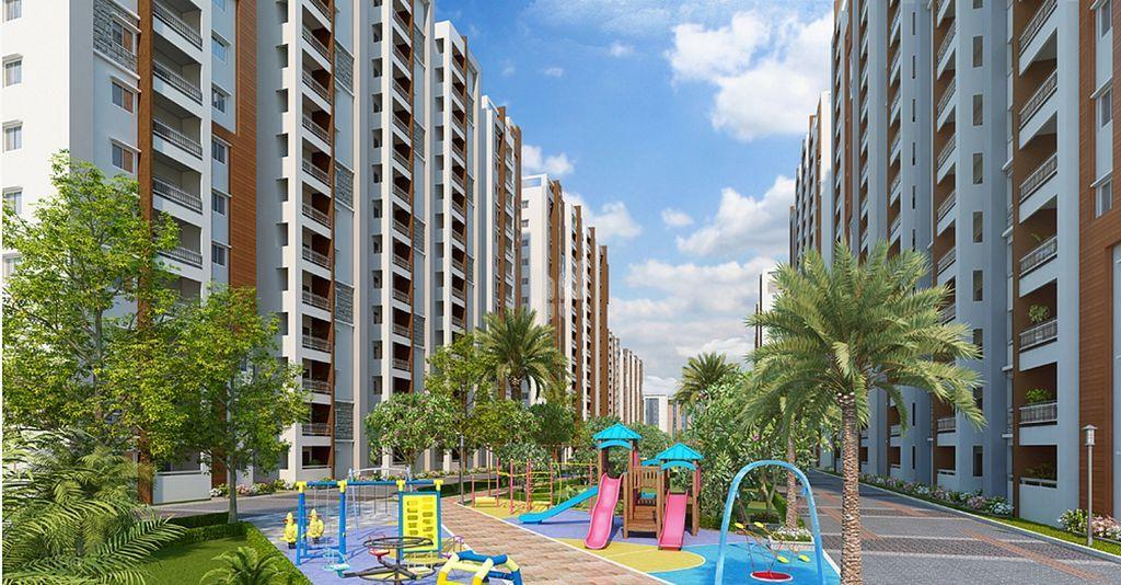 My Home Vihanga in Gachibowli, Hyderabad - Price, Floor ...