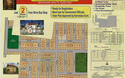 mnk-sri-kariyamma-devi-layout-in-tumkur-road-master-plan-1utr
