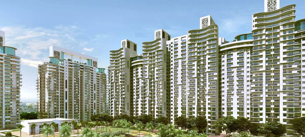 Mahagun Moderne - Project Images