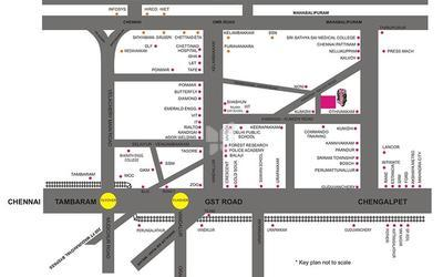 pristine-hill-breeze-avenue-in-manapakkam-location-map-mya