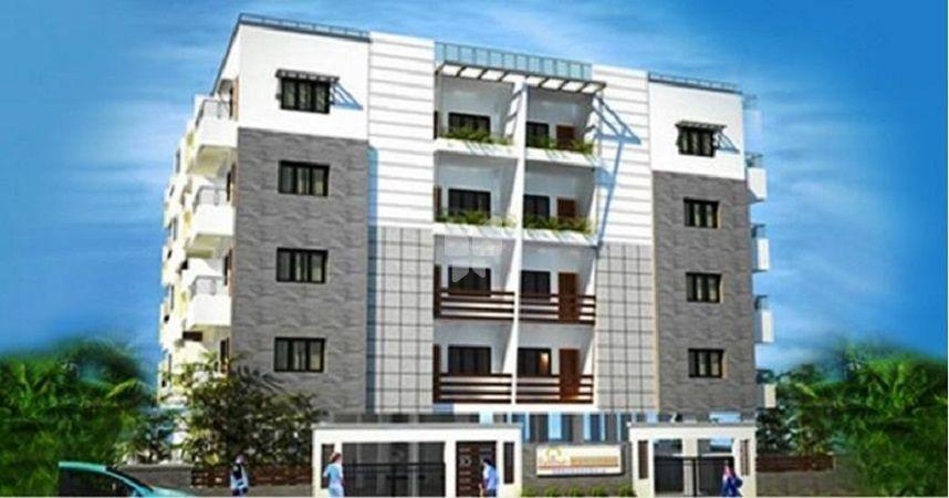 BSR Manisha Mansion - Elevation Photo