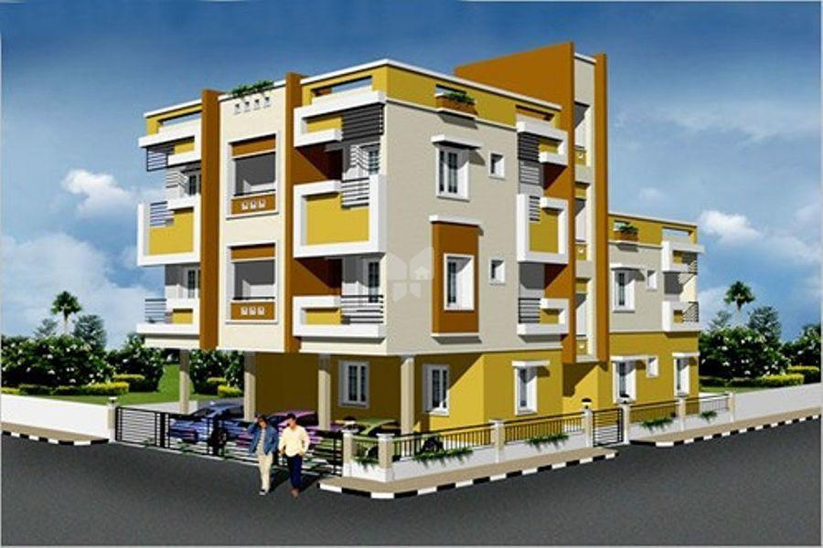 Anirudh Anna Nagar Flat - Project Images