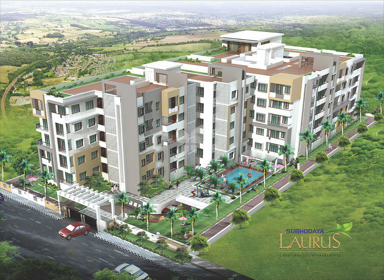 Subhodaya Laurus - Elevation Photo