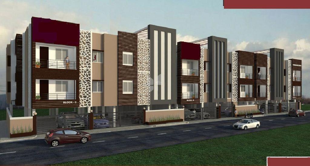 Vishnu Sundaram Homes - Elevation Photo