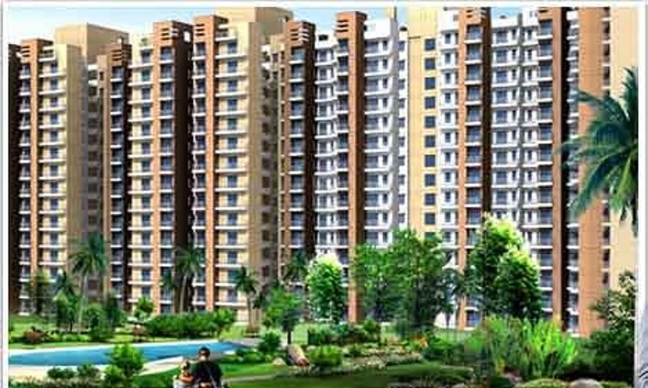 Ramprastha Rise - Project Images