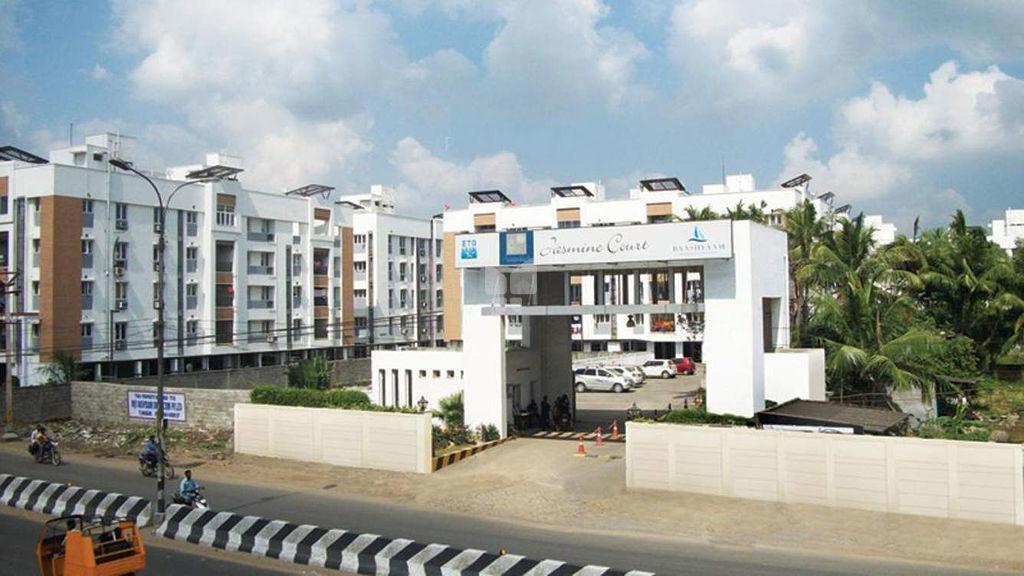 Baashyaam Jasmine Court - Project Images