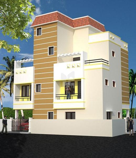 Meridian Semi Independant Villa - Elevation Photo