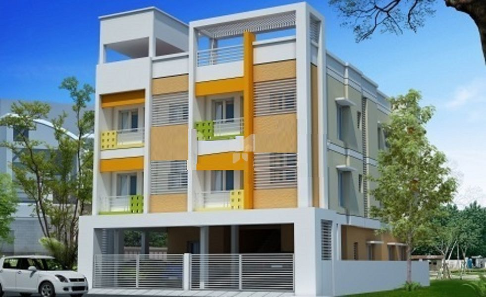 Raja Residency - Project Images