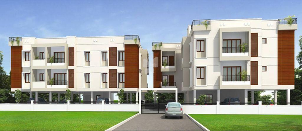 Aishwaryam - Elevation Photo