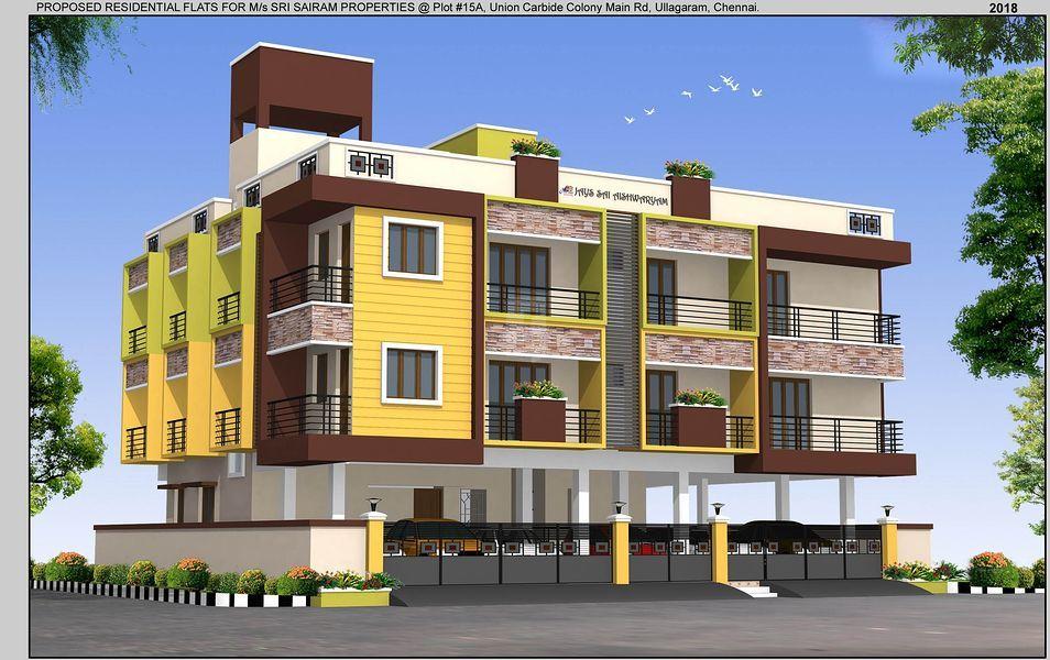 Sri Sai Housing Ullagaram - Elevation Photo