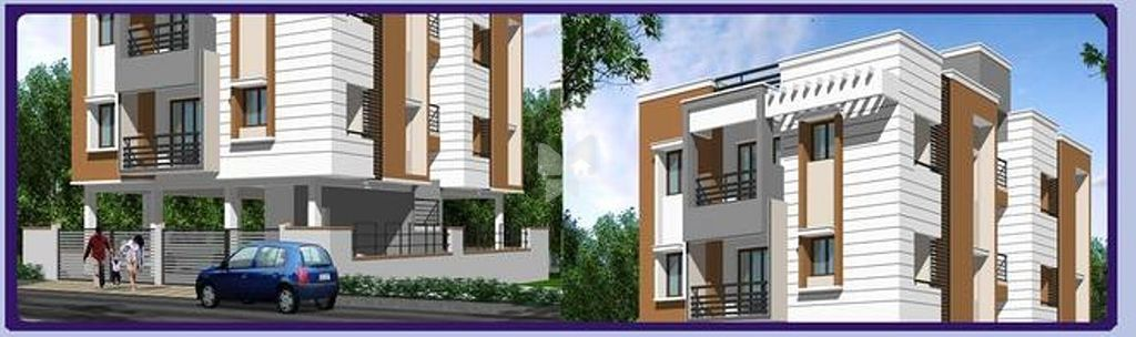 Priams Padmalaya - Elevation Photo
