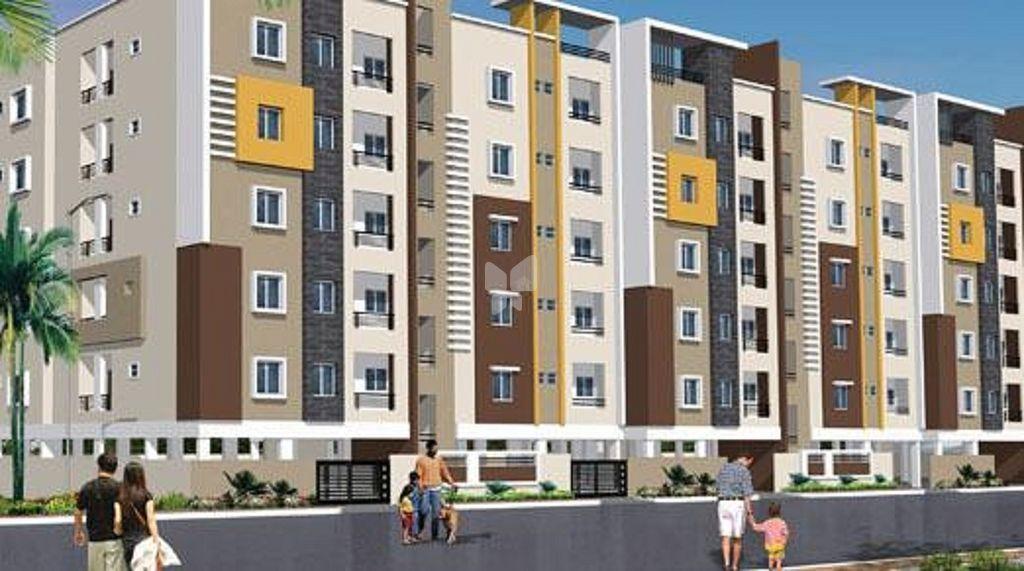 VVR Sri Neeladri Film City Residency - Project Images