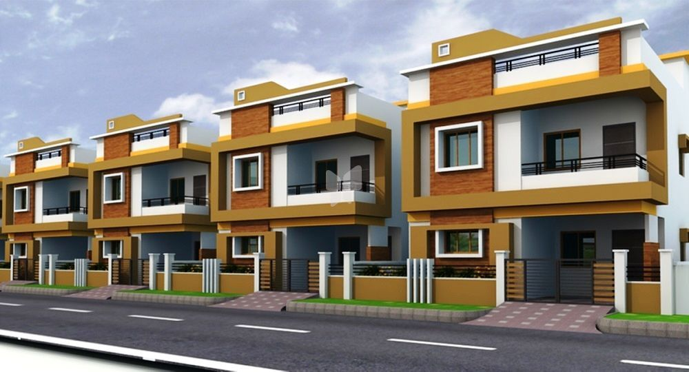 Mr Kanchi Anandini Homes - Elevation Photo