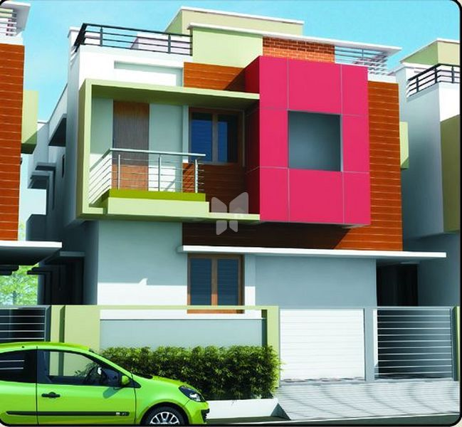 Guhan Dakshini Villas - Elevation Photo