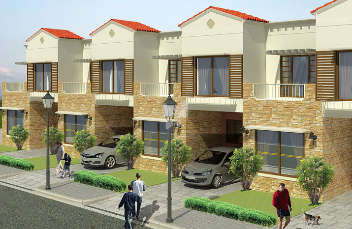 KSR Palatial Abode - Project Images