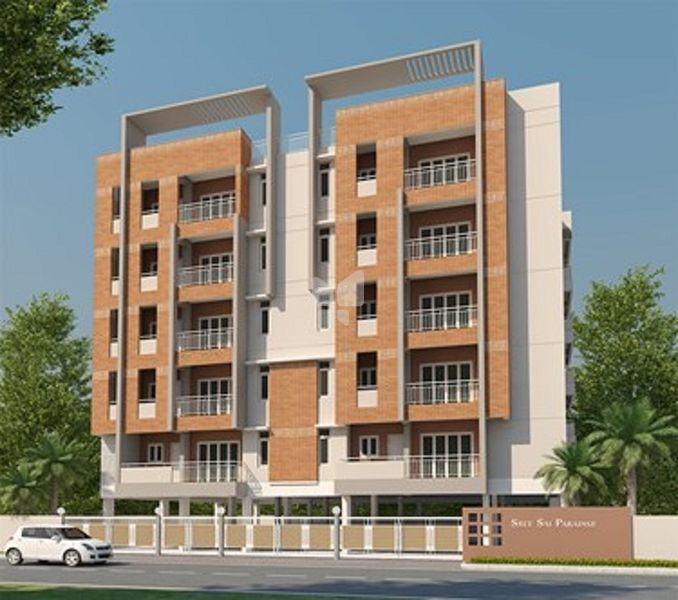 Sree Sai Paradise - Elevation Photo