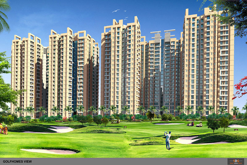 Amrapali Augusta Tower - Project Images