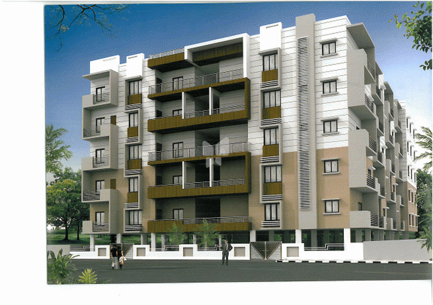 Sai Balaji's Residency - Elevation Photo
