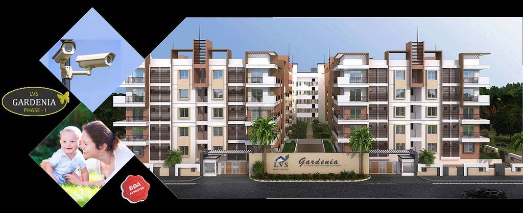 LVS Gardenia Phase-I - Project Images