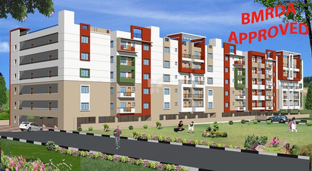 Jaithra Towers - Project Images