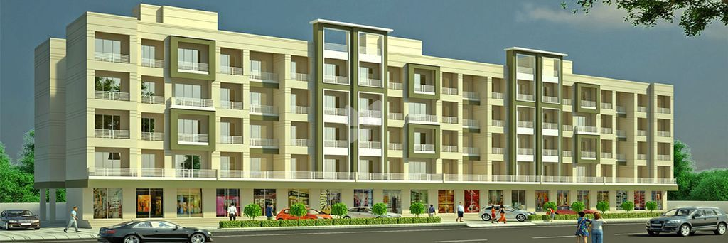 Aarya Pranav Apartment - Project Images