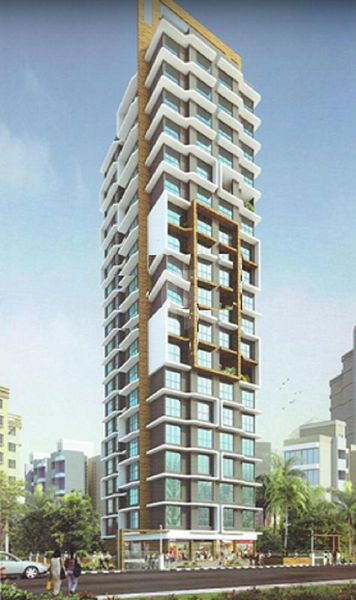 Shree Krishna Daffodil Heights - Elevation Photo
