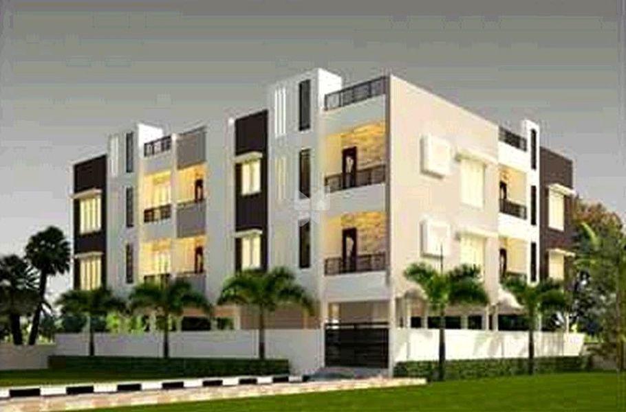 ANC Venkateshwara Apartments - Elevation Photo