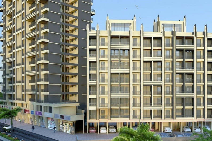 Triveni Dynamic Ultima Bliss - Project Images
