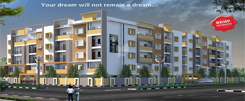 Shivaganga Splendour - Elevation Photo