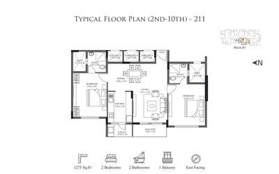 hm-crescendo-in-jp-nagar-6th-phase-floor-plan-2d-1tt3