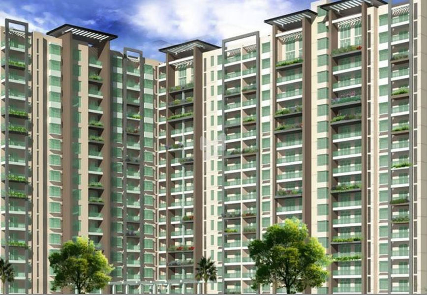 K Raheja Vivarea - Elevation Photo