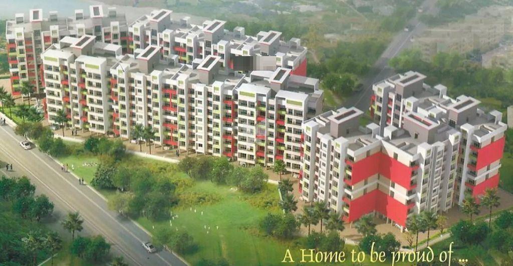Himanshu Astavinayak Vastu Prakalpa Phase I - Project Images