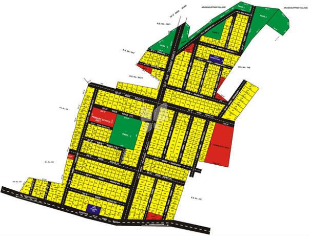 Kritan Urbane Village - Master Plan