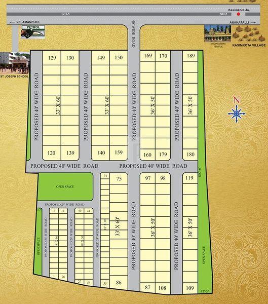 RK Royal City - Master Plans