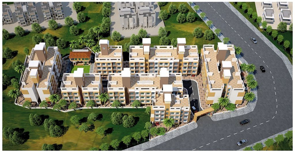 VaastuSiddhi Hill View Apartments - Project Images