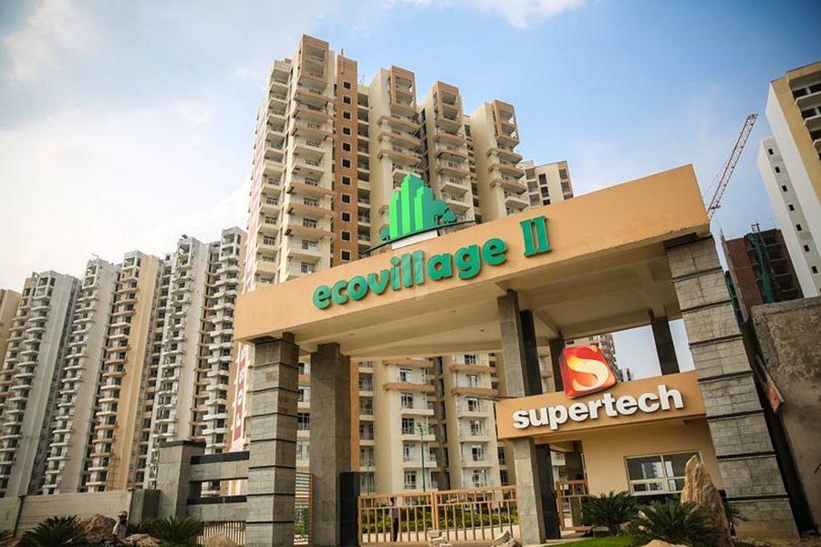 Supertech Ecovillage 2 - Elevation Photo