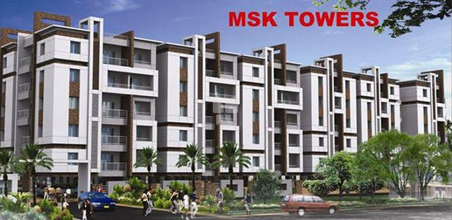 MSK Towers - Elevation Photo