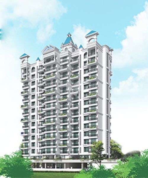 Agrawal Bluebay - Elevation Photo
