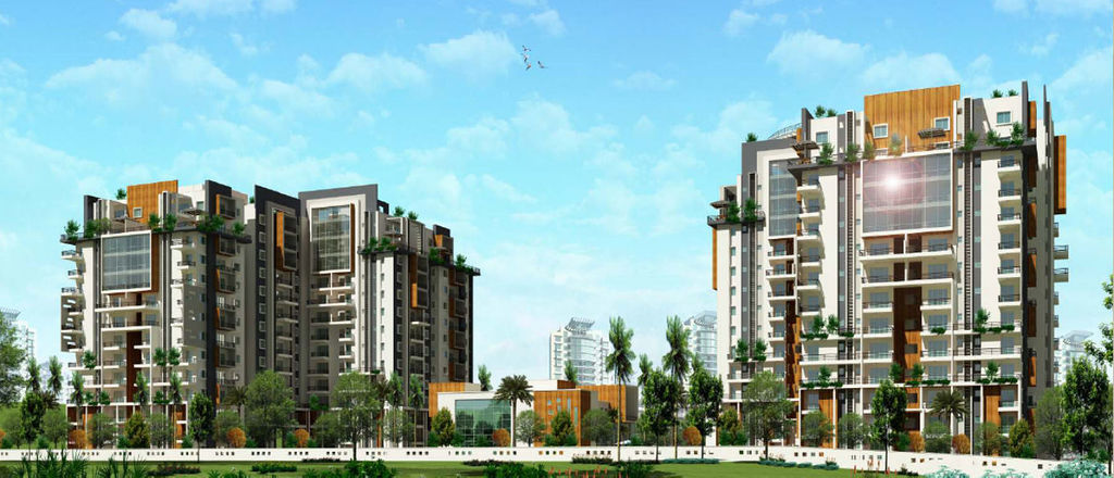 Mahaveer Riviera - Project Images