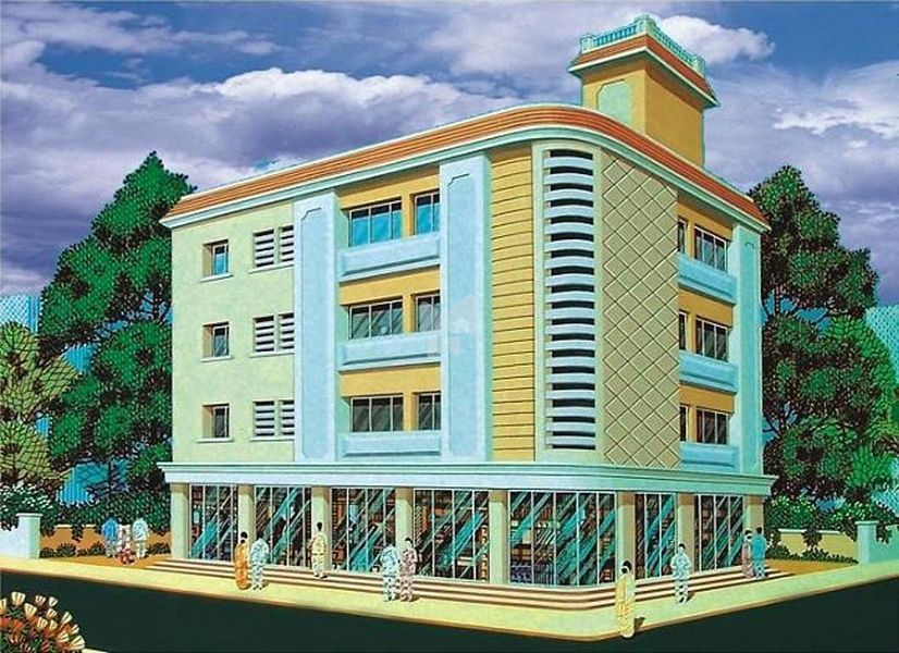 Swastik Apartment - Project Images