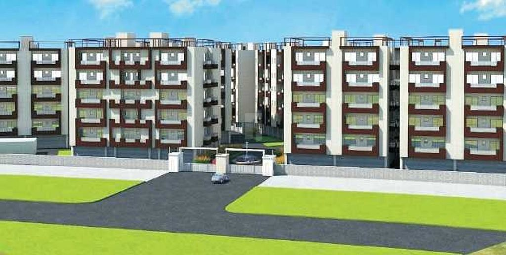 Satyam SBI Residency Phase - 2 - Project Images