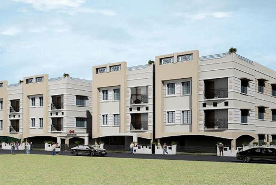 Royal Splendour Ashirwaad Apartments - Elevation Photo