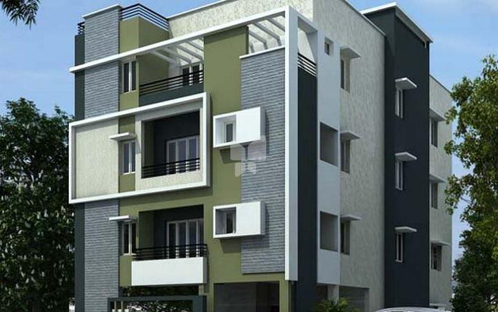 Sagar Ventures Pavan - Elevation Photo