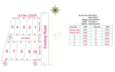 sree-divya-sree-lakshmi-nagar-in-pudupakkam-location-map-kgj