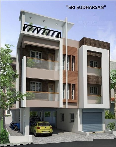 Sweet Sri Sudharsan Flats - Project Images