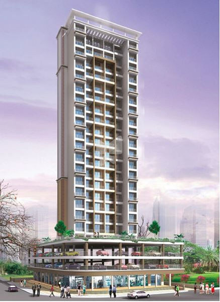 Devkrupa Krishna Tower - Project Images