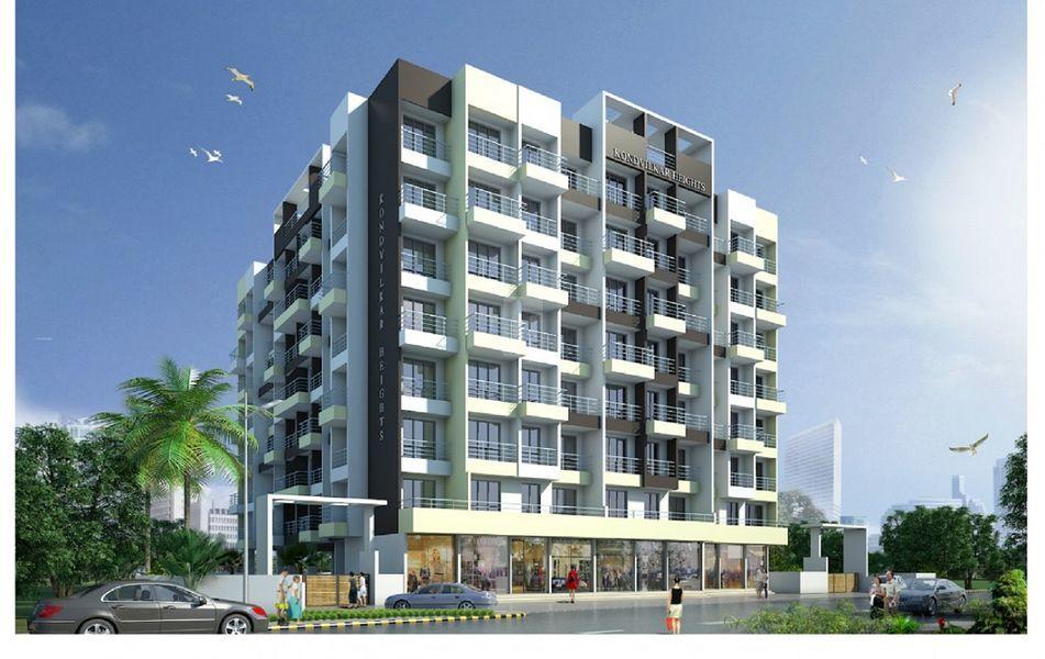 Shree Yogeshwari Kondvilkar Heights - Project Images